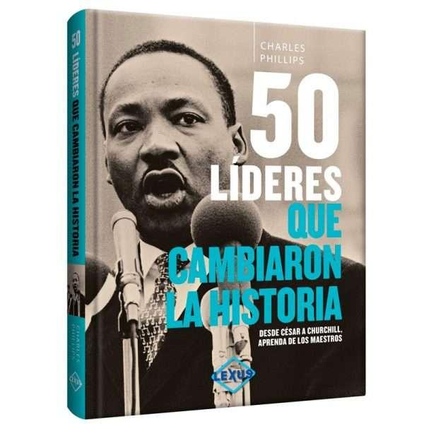 50 lideres cambiaron historia