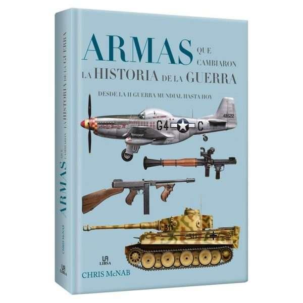armas historia guerra