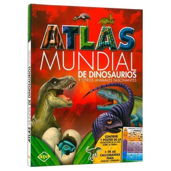 Atlas Mundial de los Dinosaurios RRADI1
