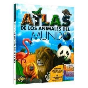 Atlas Mundial de los animales RRAAN1