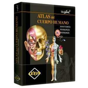 atlas cuerpo humano MECUE1