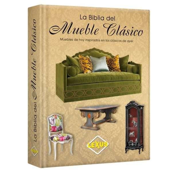 biblia mueble clasico LXBCL1