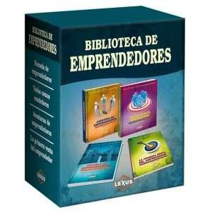 biblioteca emprendedores 1 LXBEM1