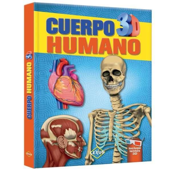 cuerpo humano 3d LXPHU1