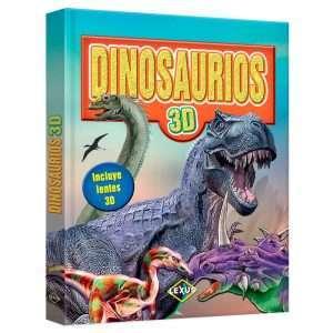 dinosaurios 3d 1 LXPDI3