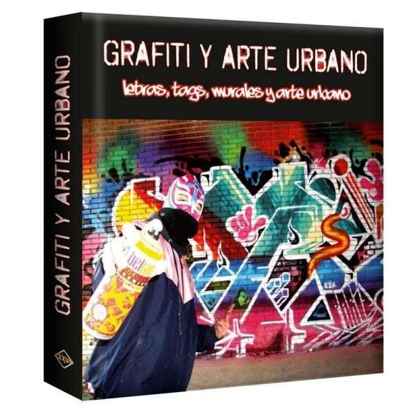 grafiti arte urbano LXGAU1