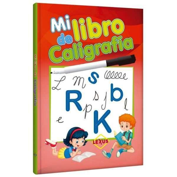 libro caligrafia LXPGC1