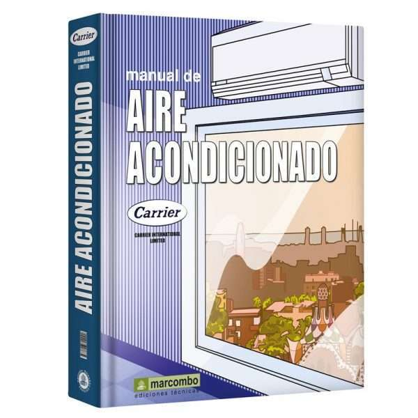 manual aire acondicionado TEAIR1