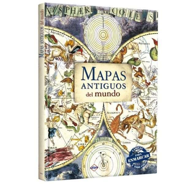 mapas antiguos LIMAP1