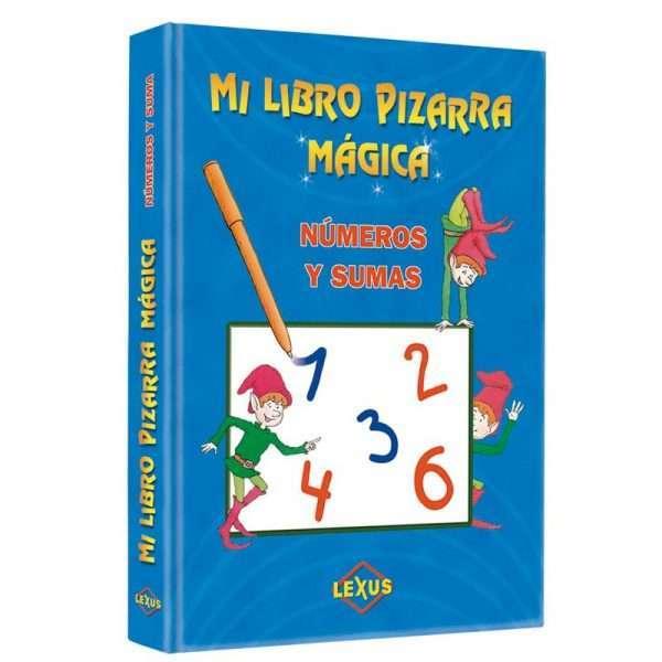 mi libro pizarra magica numeros sumas LXPMN1