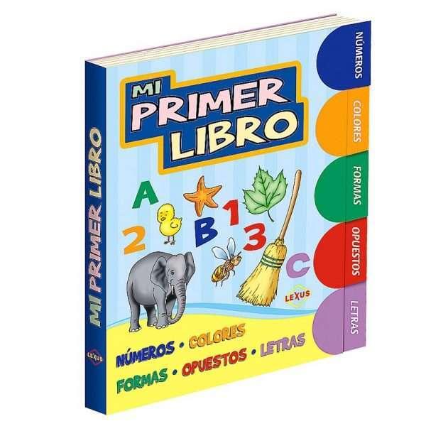 mi primer libro LXMPL1