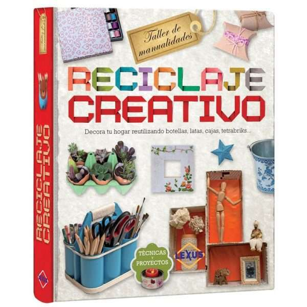 reciclaje creativo SUREC1