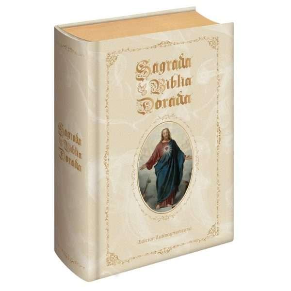 sagrada biblia dorada LXSAM2