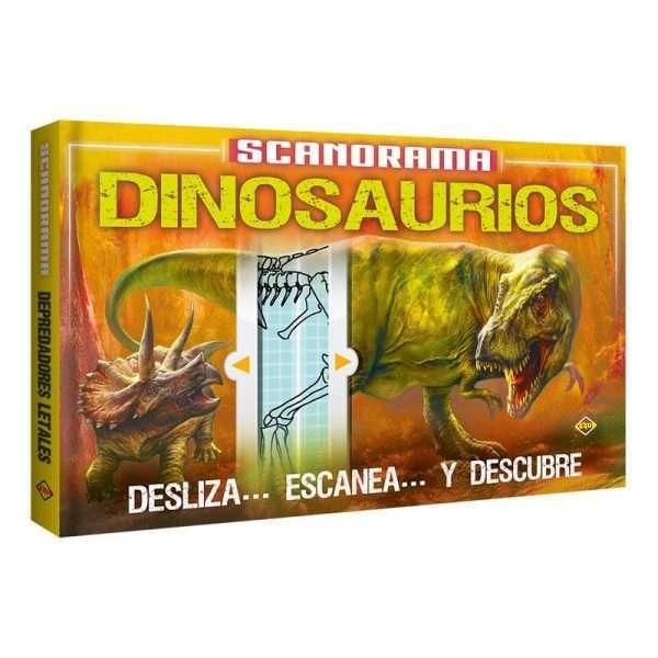 scanorama dinosaurios 1 QUSDI1