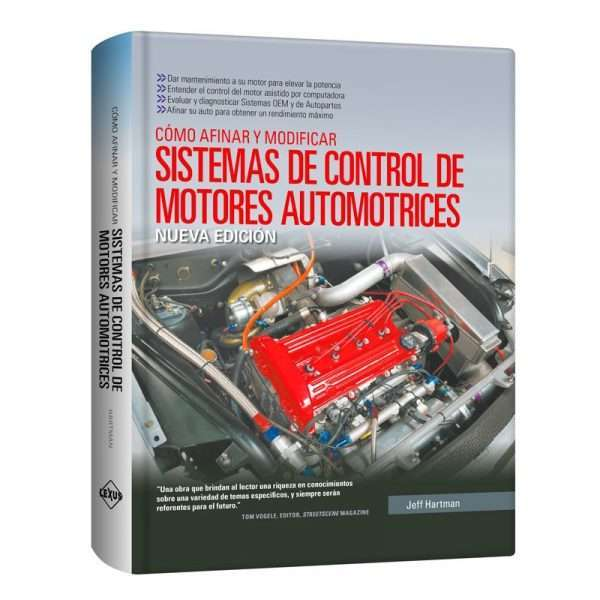 sistema control motores automotores QUMOT1