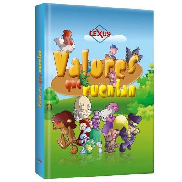 valores cuentan LXVCU1