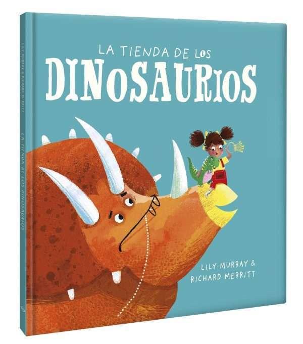 LXTDI1 la tienda de los dinosaurios